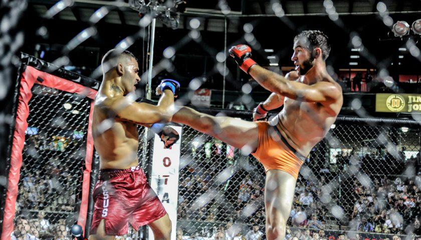 Ethan Goss vs. Andrew Salas set for Bellator 186 at Penn State University