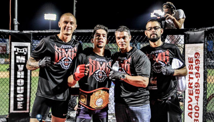 Matt Lozano returns to Bellator MMA, faces Dominic Mazzotta at Penn State