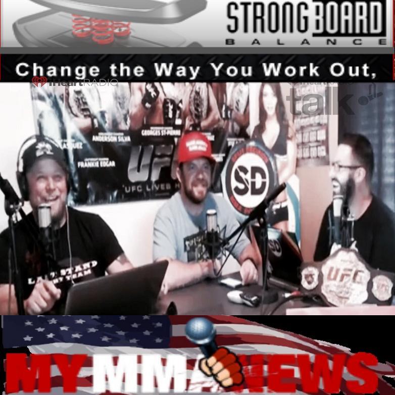 Split Decision MMA Podcast:  Chael vs Diaz, Pena wants shot & more