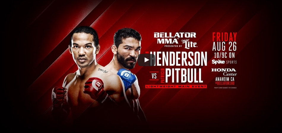 Watch Bellator 160 weigh-ins