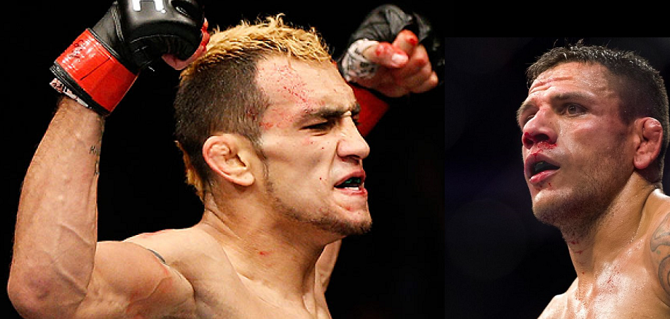 Rafael Dos Anjos vs Tony Ferguson to headline Mexico fight card