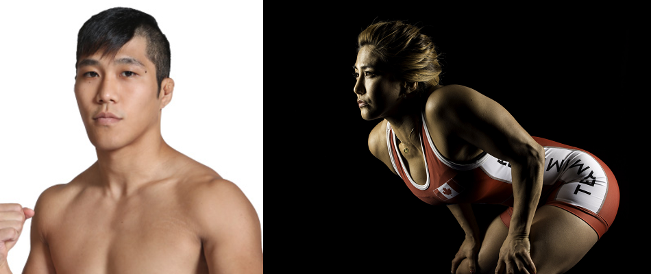 Mother-son duo to fight on same MMA card. Miyu Yamamoto and Asen Yamamoto