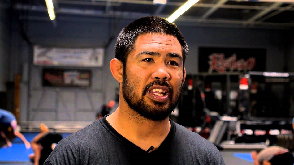 Mark Munoz returns to Manila to promote UFC Fight Night