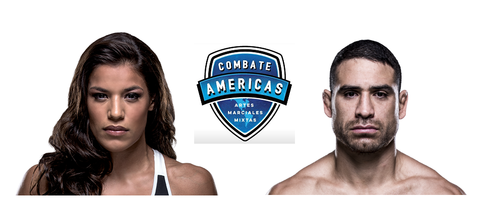 Julianna Pena, Danny Castillo Host Combate Americas Open Tryout in LA