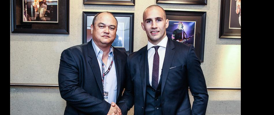 Rory MacDonald is Officially the Newest Member of Bellator MMA