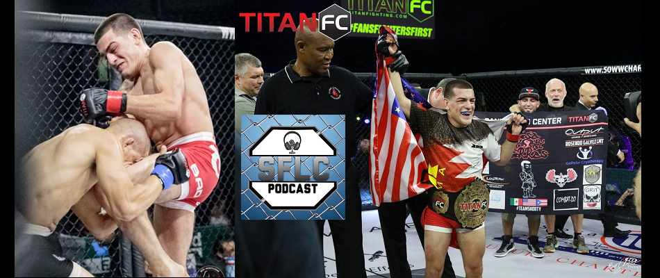 "Jose ""Shorty"" Torres talks title win at Titan FC 40"