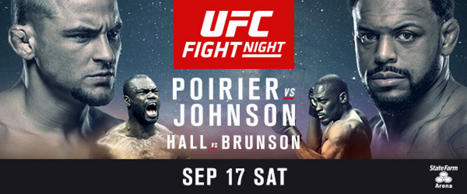 UFC Lightweights Compete in Texas Showdown