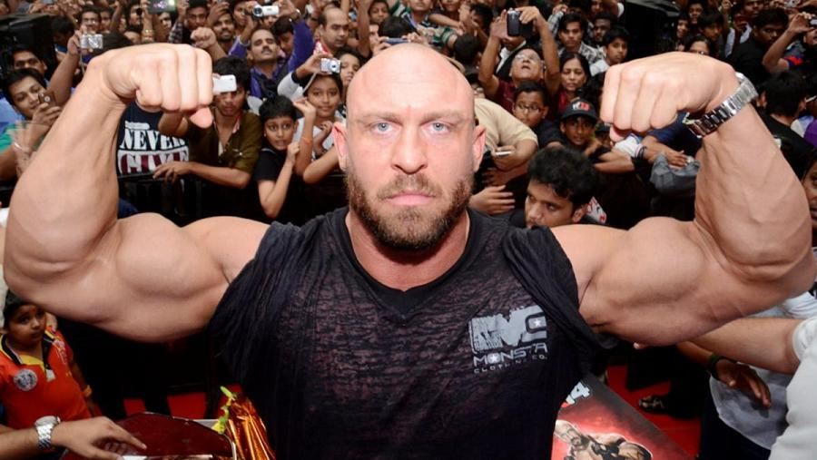 Former WWE star Ryback in negotiations with Bellator MMA