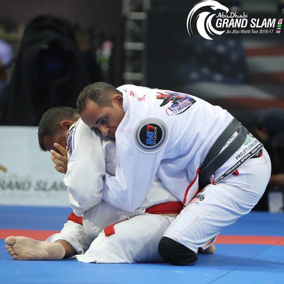 Abu Dhabi Grand Slam Tour : Jiu-Jitsu for A Cause
