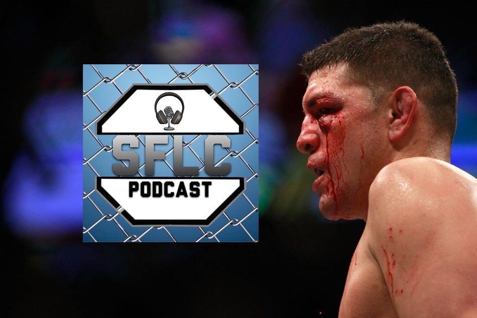 Nick Diaz owes $75,000 on fine to NSAC
