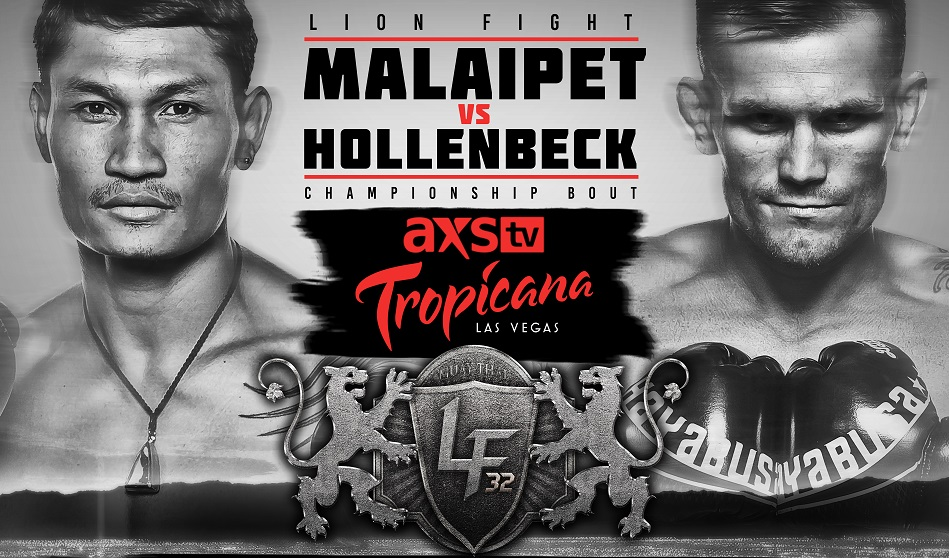 Lion Fight 32 hits the Las Vegas Strip at the Tropicana