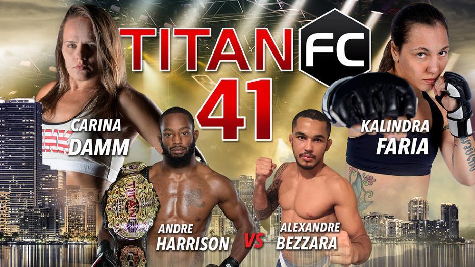 Titan FC 41