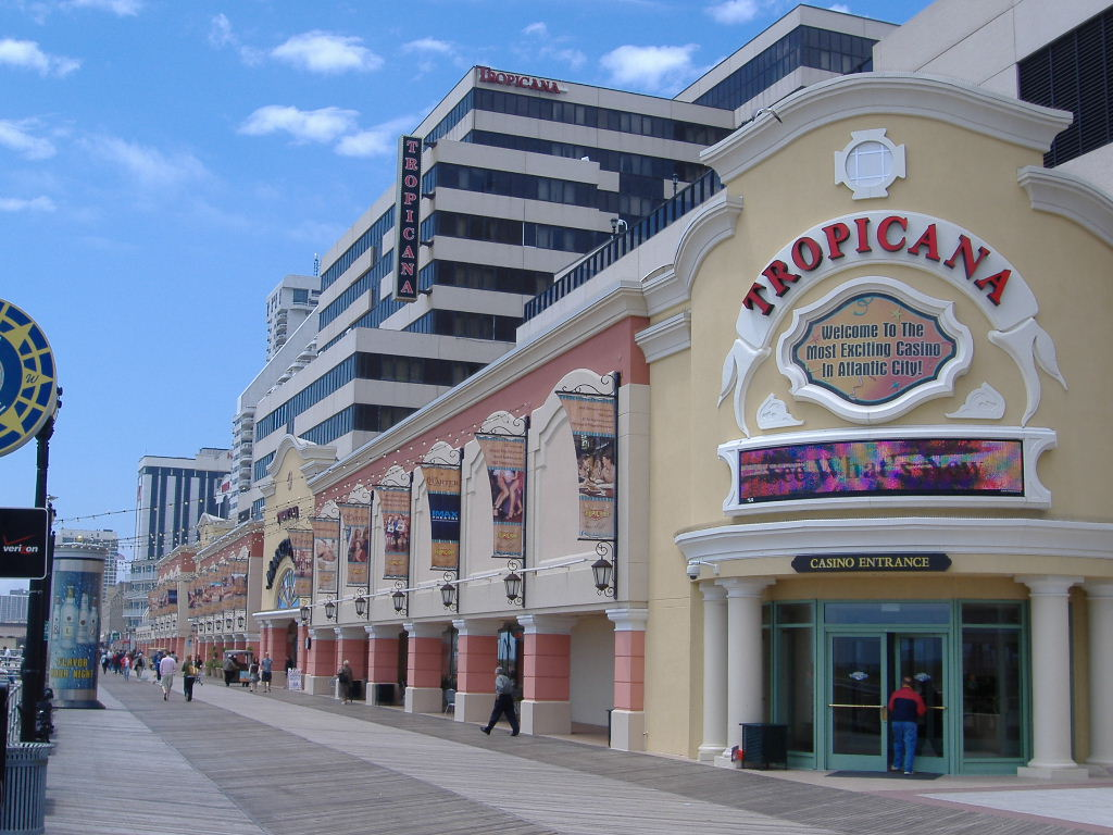 Tropicana atlantic city trouble with gambling lience hanover slots casino