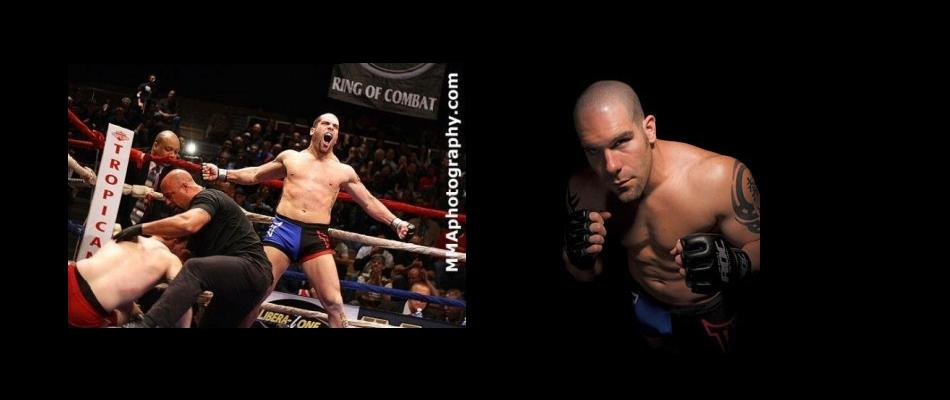 Brendan Barrett defends strap in ROC heavyweight main event showdown