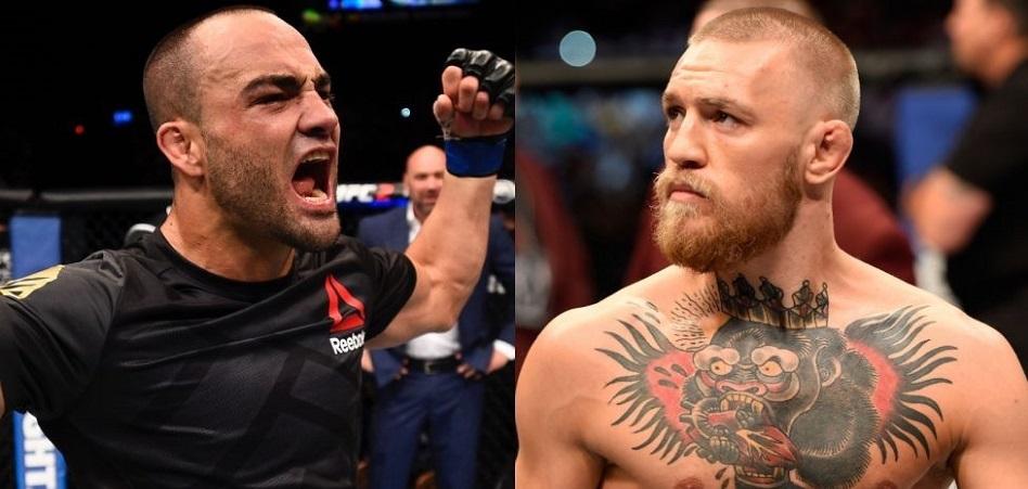 UFC 205 main event - Eddie Alvarez vs Conor McGregor