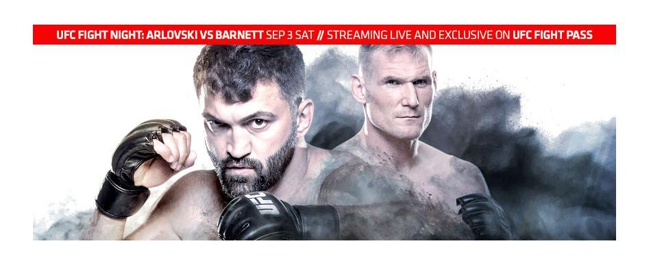 UFC Fight Night 93 results