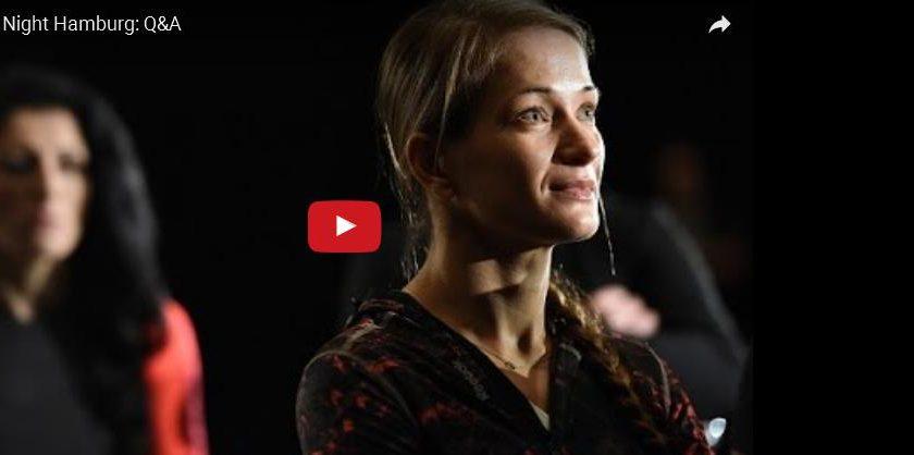 Watch UFC Fight Night 93 Q&A with Kowalkiewicz, Hughes, Magny