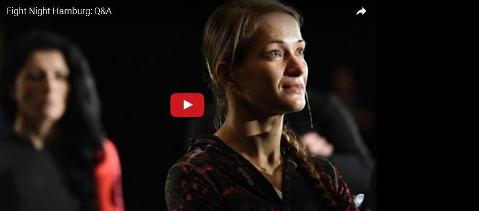 UFC Fight Night 93 Questions & Answers