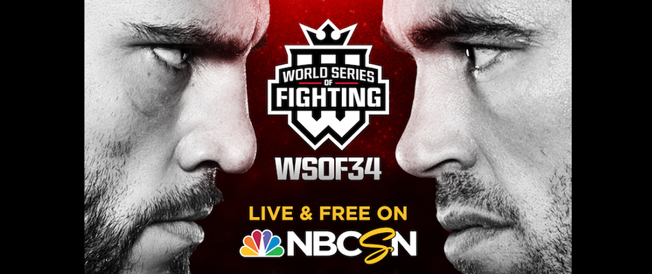 WATCH:  LIVE stream – WSOF 34 prelims from Madison Square Garden – 1pm EST