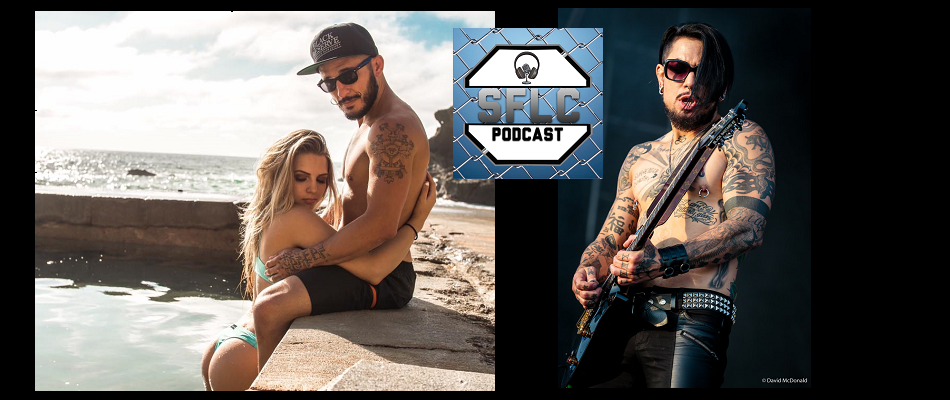 Ian McCall has issue with rock star Dave Navarro