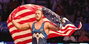 Olympic wrestler Kyle Snyder wants to fight in the UFC