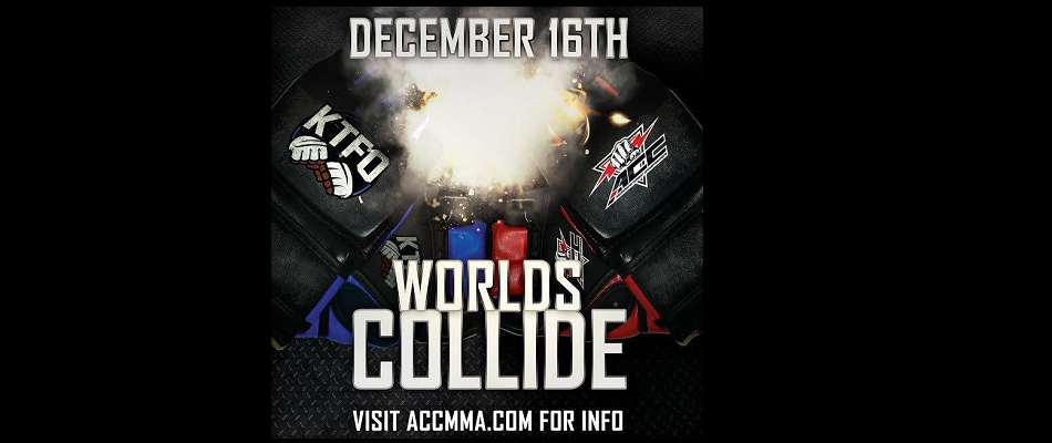 WORLD's COLLIDE! ACC & KTFO Cross promote December Event