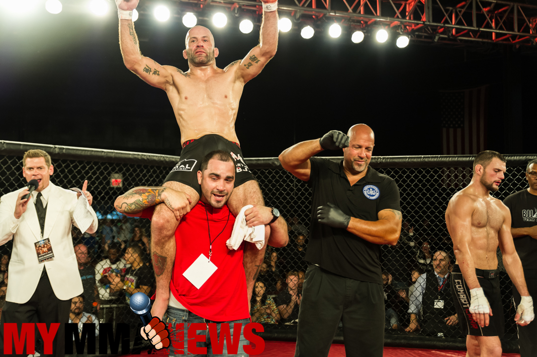 WCC 18 results – Will Martinez defeats Troy Wittman
