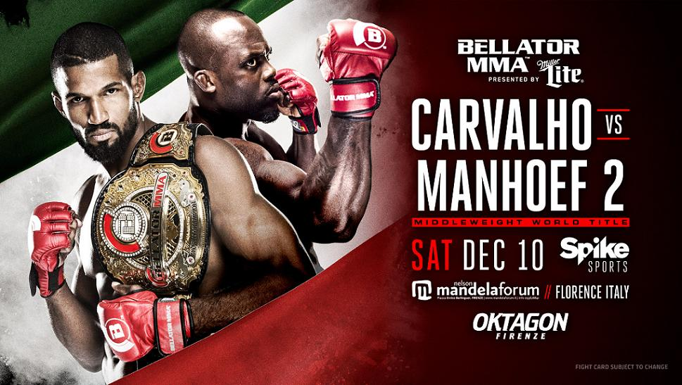 Bellator's Anticipated MMA-Kickboxing Combo Event in Italy Gets a Main Event