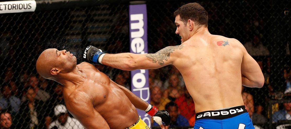 Chris Weidman, Like With The NFL, CTE Could Become a Major Problem In MMA