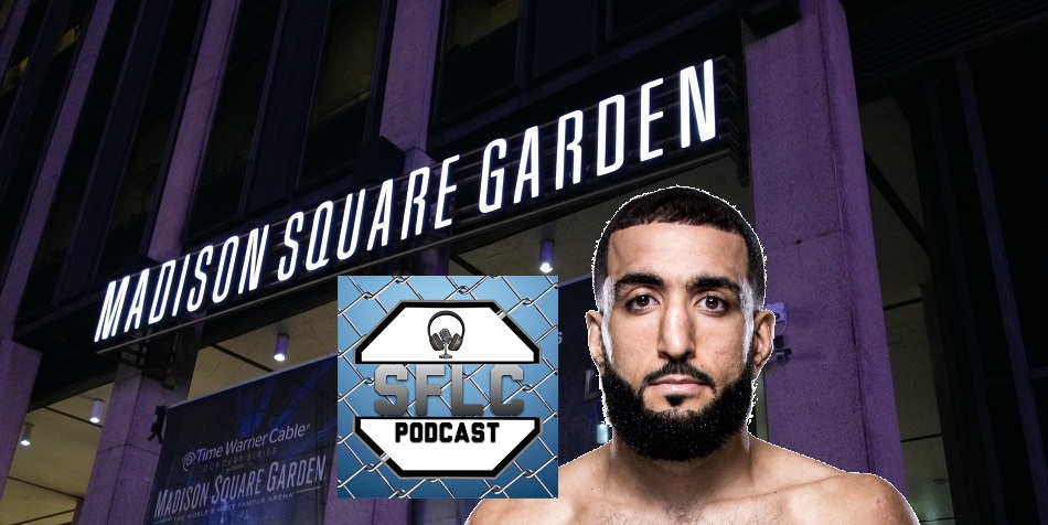 SFLC Podcast: Road to THE GARDEN Episode 1 – Belal Muhammad