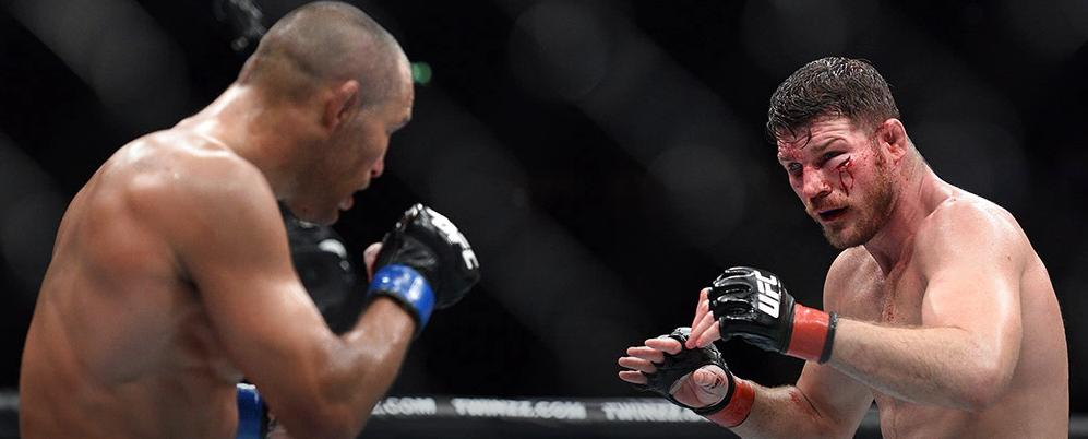 Bisping and Henderson earn Fight of the Night, walk away with $50K