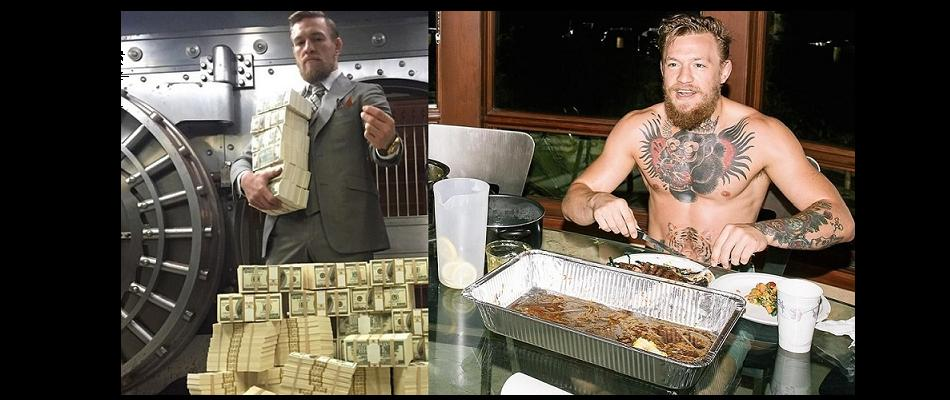 From Rags to Riches: When Conor McGregor couldn't afford custom music