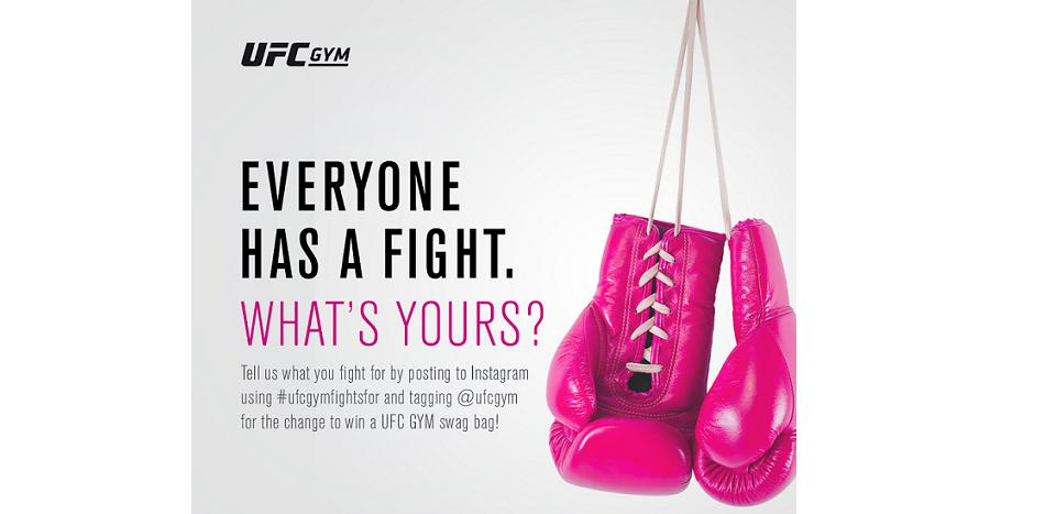 UFC GYM Hosts Breast Cancer Awareness Day on Saturday, October 15