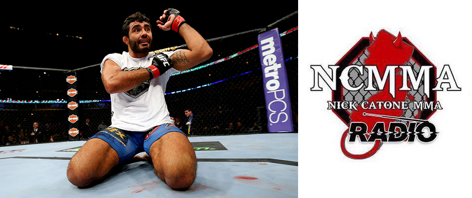 """Interview With UFC Fighter Rafael """"Sapo"""" Natal As He Prepares For UFC 205"""