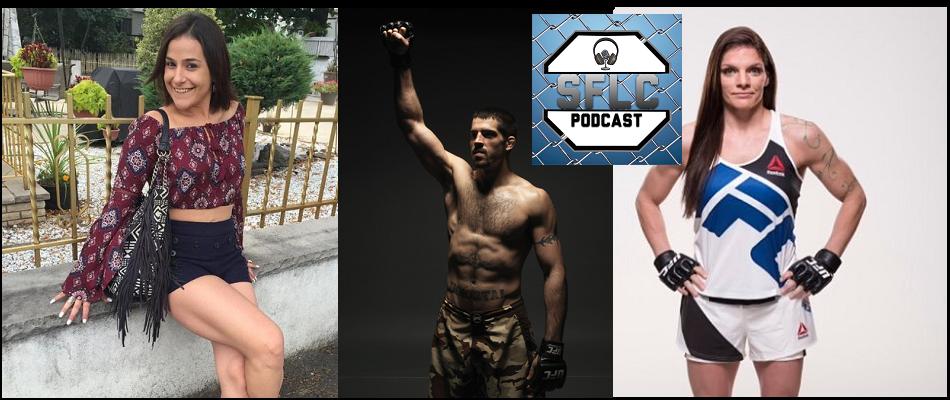 #BTFG UFC 204 Edition - Matt Brown, Lauren Murphy & Marissa Rives