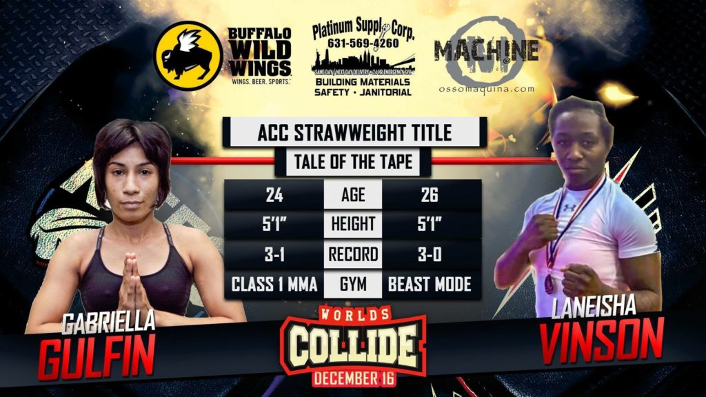 ACC & KTFO World's Collide