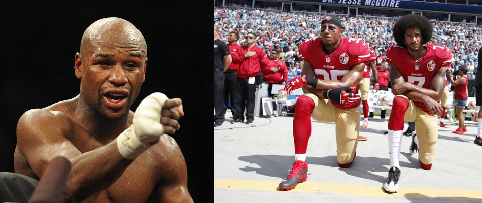Floyd Mayweather Jr.: All Lives Matter, Kaepernick should focus on job