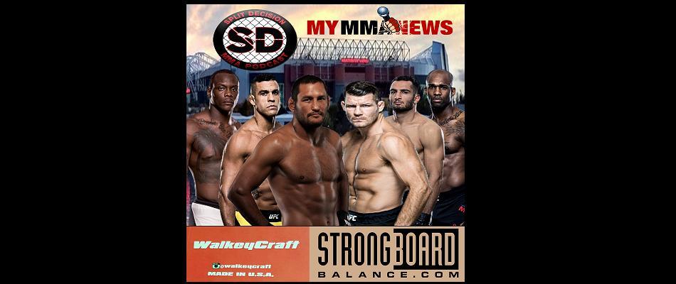 Split Decision MMA Podcast – RIP Josh Samman, UFC Manila No Go & More