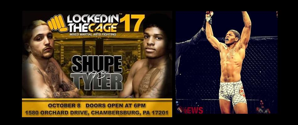 "Timothy Tyler talks finishing Ed ""Shuperman"" Shupe – Locked in the Cage 17"