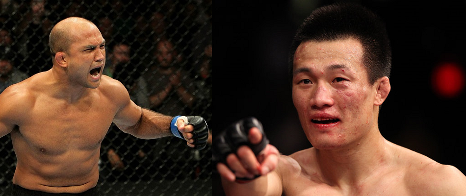 Korean Zombie is back and wants a fight with BJ Penn