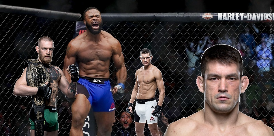 After Wonderboy draw, does UFC do rematch or pair Woodley & Maia?