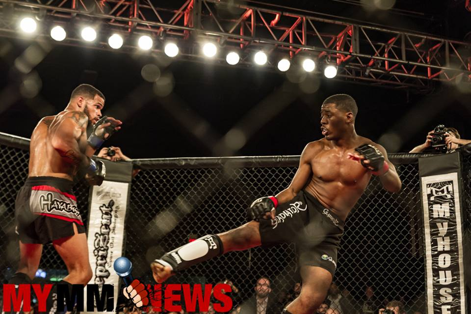 "Philly's Kaheem ""The Dream"" Murray looking for momentum & 6th victory"