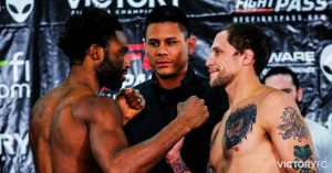 Illness forces main event change at VFC 33, Jeff Curran now headlines