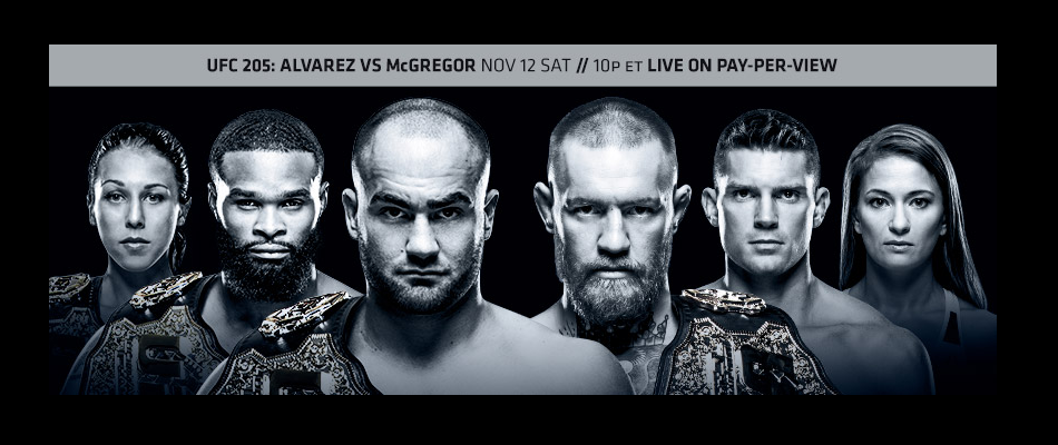UFC 205 Results – Historic Fight Card at Madison Square Garden