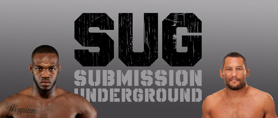 Jon Jones & Dan Henderson to face off at Submission Underground 2