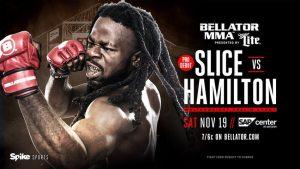 Baby Slice, Bellator, Aaron Hamilton, Kimbo Slice