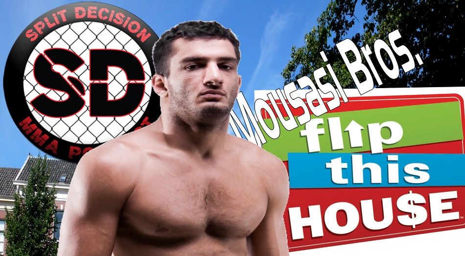 Gegard Mousasi talks being real estate mogul, tenants pay up