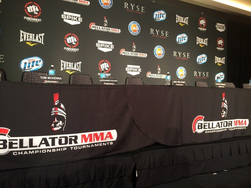 WATCH:  Bellator 165 post-fight press conference