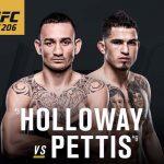UFC 206 - Max Holloway vs. Anthony Pettis