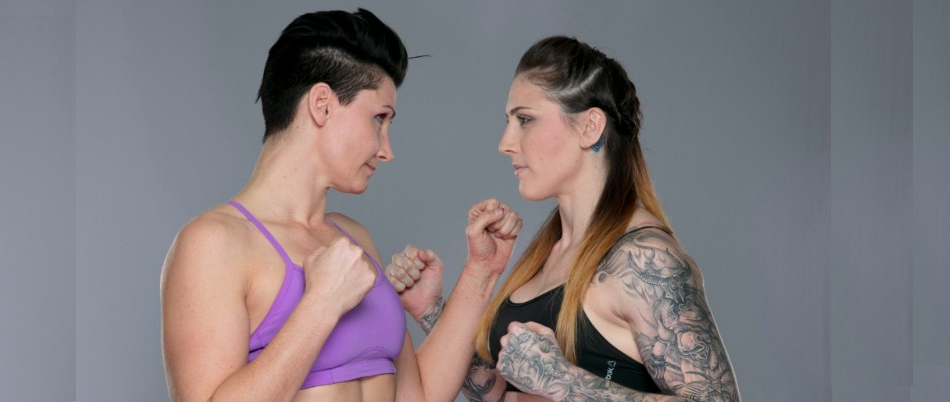 Megan Anderson vs Charmaine Tweet headlines Invicta FC 21 - Jan. 14